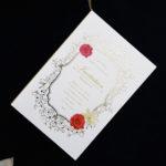 【キャンペーン情報】ヴィネット招待状150円→120円♪