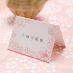 【キャンペーン情報】ベニ 赤 席札40円→32円♪