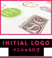 99799fa4b7cd 【無料体験版】オリジナルイニシャルロゴ作成- 結婚式招待状のbless